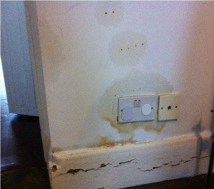 Rising Damp Treatment London