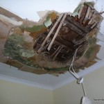 Water Damage Video of Property in Hampstead
