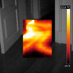 Thermal Imaging Leak Detection London Water Damage