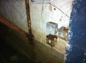 Damp Survey Westminster