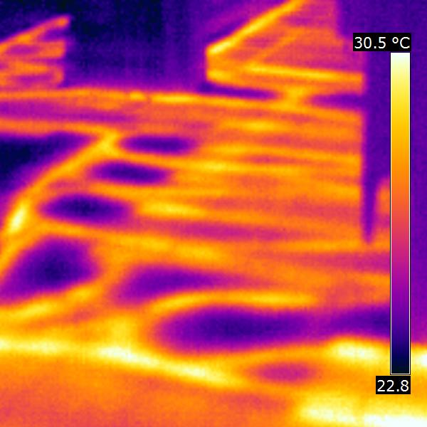 Underfloor Heating Leak Detection