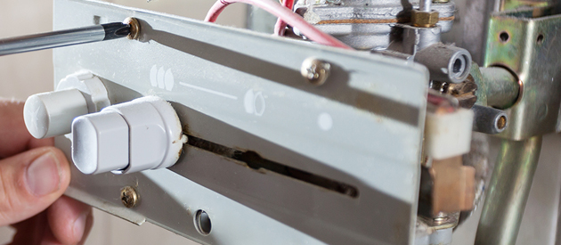 Central Heating Servicing London
